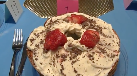 Check Out the Video of Devon's Cake Dig Event