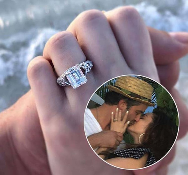 Alexa Ray Joel, Daughter of Billy Joel and Christie Brinkley, Dishes on Her 'Ridiculously Exquisite Ring'