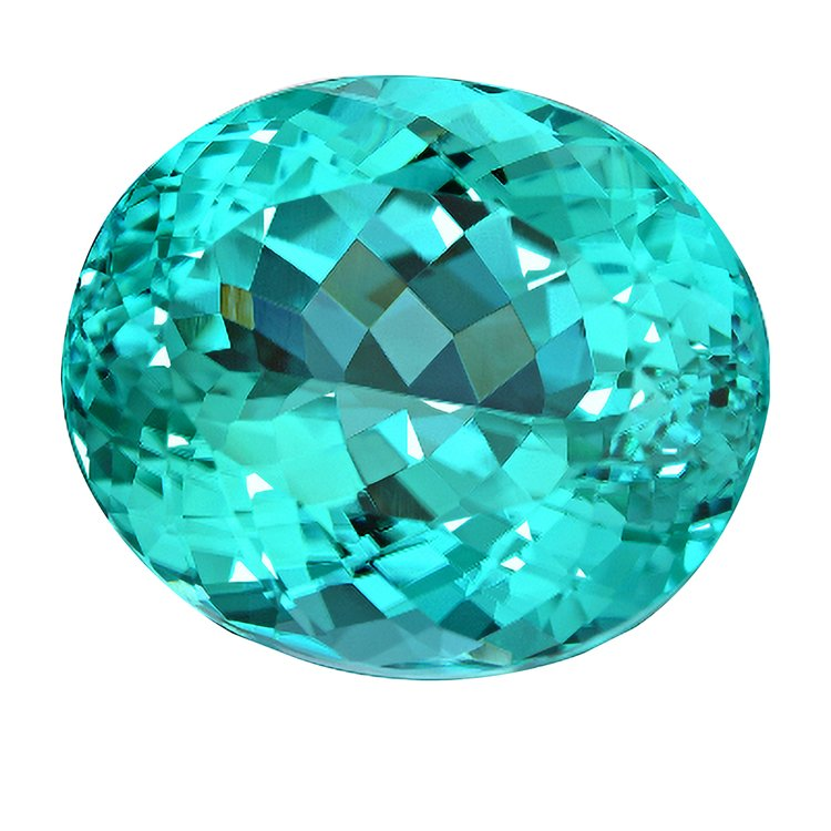 Uncomparable Paraiba Tourmaline