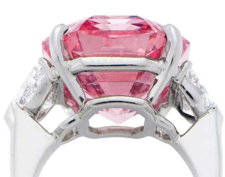 18.96-Carat 'Pink Legacy' Sells for $50.3 Million, Sets Auction Record at Christie's Geneva