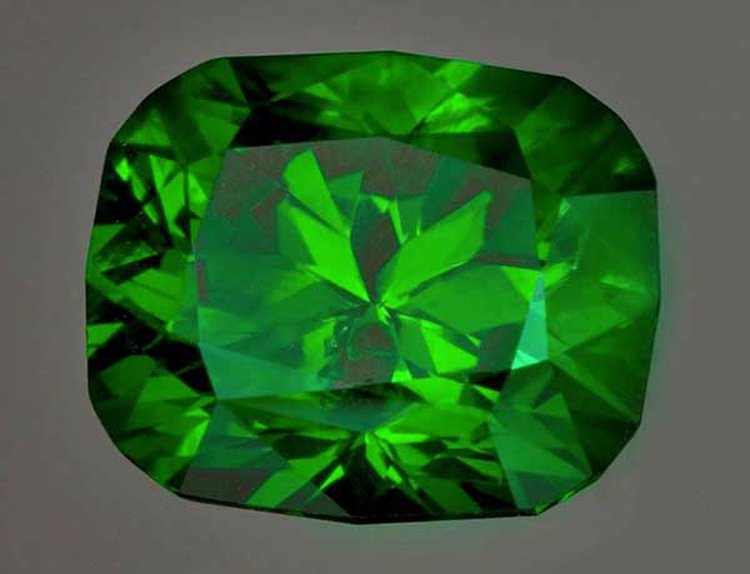 Demantoid Garnet Is the Rarest and Most Valuable Variety of January's Birthstone