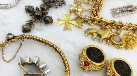 Carol Marks' Collection of Estate and Period Jewelry, October 22-23-24, 2020