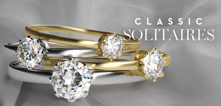 Engagment Solitaire 2 770X370